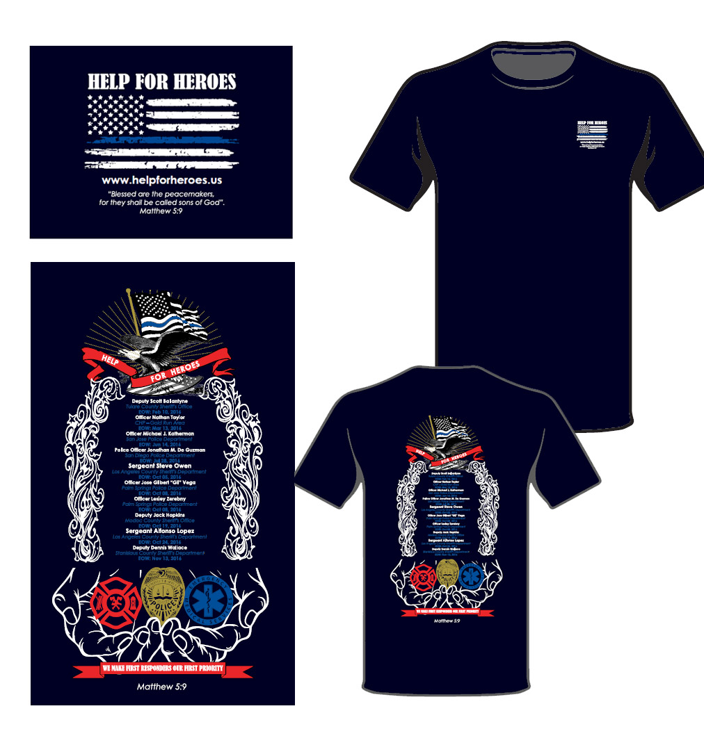 H4H Tribute Shirt